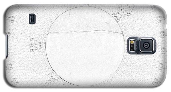 Green Schell Galaxy S5 Case