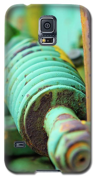 Green Spring Galaxy S5 Case