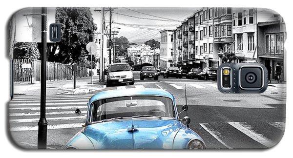 Galaxy S5 Case - Green Street by Julie Gebhardt