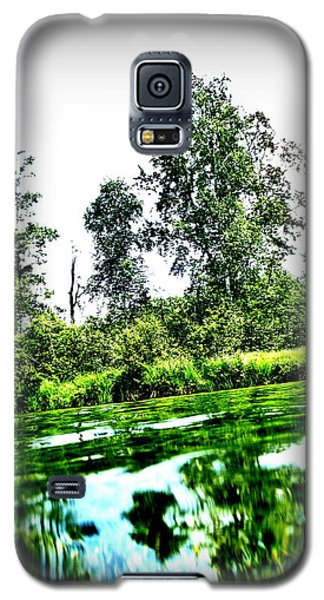 Green Waters Galaxy S5 Case