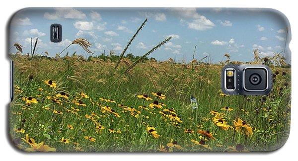 Greener Pastures In Heaven Galaxy S5 Case