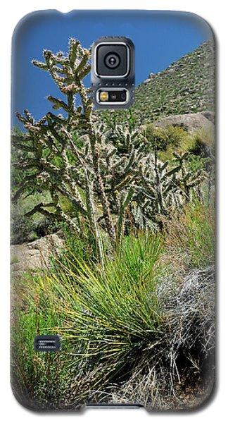 Greening Of The High Desert Galaxy S5 Case