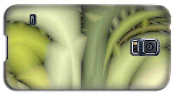Greens Galaxy S5 Case by Ron Bissett