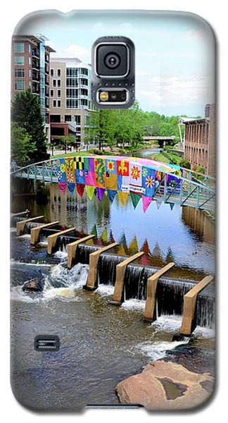 Greenville River Walk Galaxy S5 Case