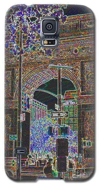 Greenwich Village Ny  Galaxy S5 Case