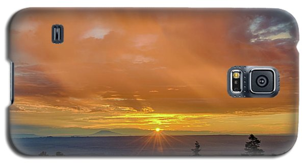 Greet The Marble View Morning Galaxy S5 Case
