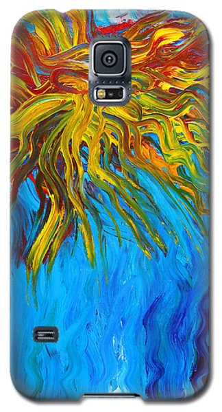 Greetings From Planet Squid Galaxy S5 Case