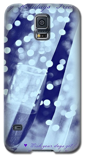 Galaxy S5 Case featuring the photograph Greetings by Rima Biswas
