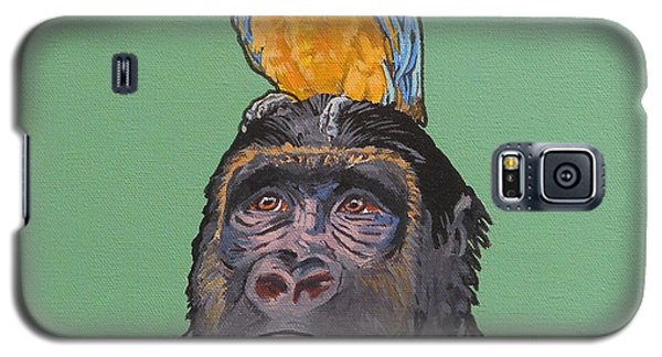 Gregory The Gorilla Galaxy S5 Case
