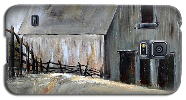 Grey Barn Galaxy S5 Case