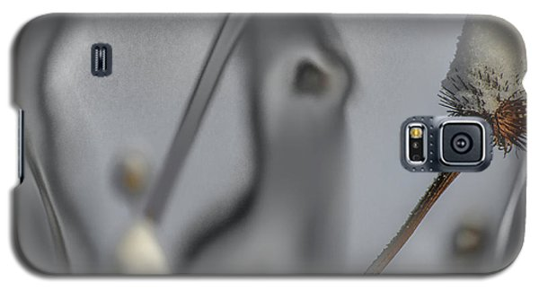 Grey Field Quantom.... Galaxy S5 Case