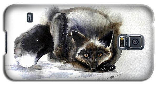 Grey Fox 1 Galaxy S5 Case