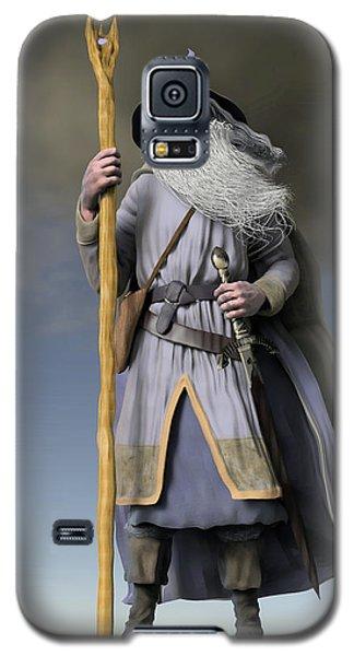 Grey Wizard Galaxy S5 Case