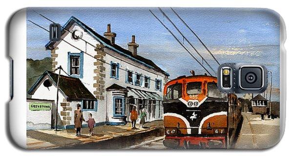 Greystones Railway Station Wicklow Galaxy S5 Case