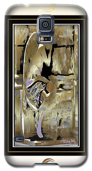 Grief Angel - Light Border Galaxy S5 Case