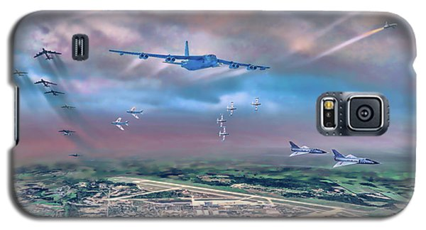Griffiss Afb Rome Ny Galaxy S5 Case by Dave Luebbert