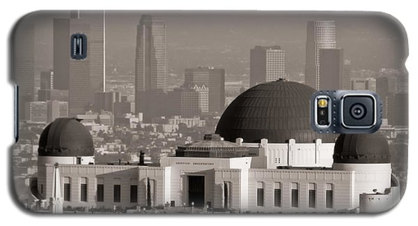 Griffith Observatory Galaxy S5 Case