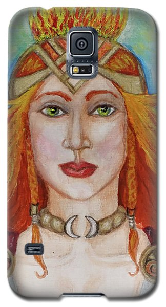 Brigidd Of The Sacred Flame Galaxy S5 Case