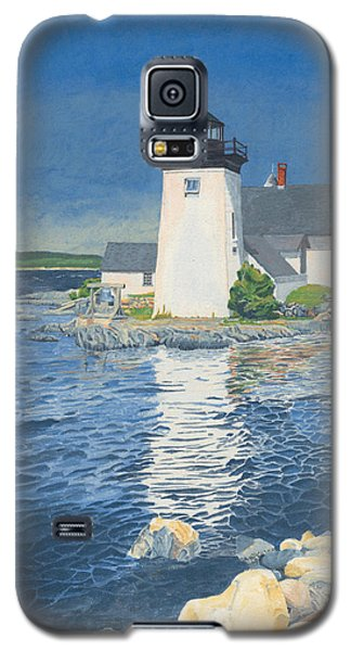 Grindle Point Light Galaxy S5 Case