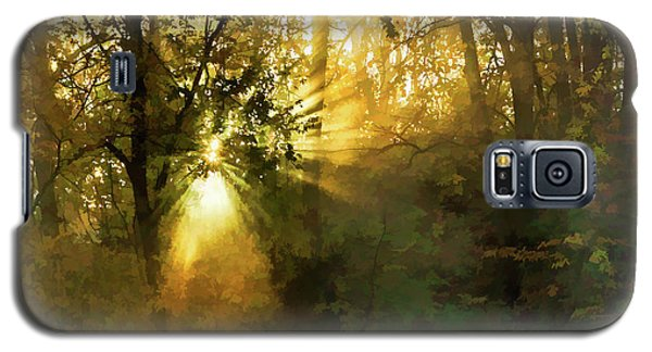 Grings Mill Fog 15-039 Galaxy S5 Case