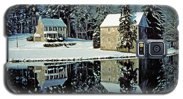 Grings Mill Snow 001 Galaxy S5 Case