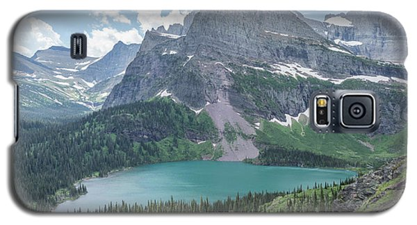 Grinnell Lake From Afar Galaxy S5 Case