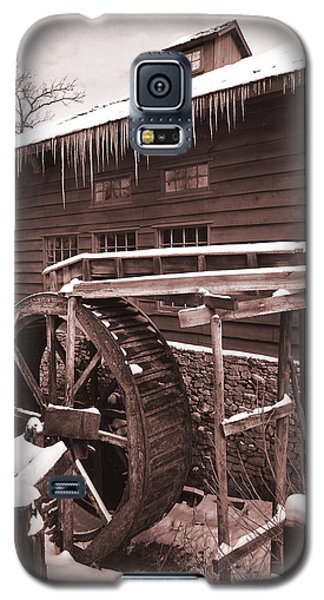 Grist Mill At Siver Dollar City Galaxy S5 Case