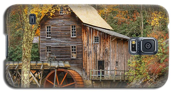 Grist Mill In Autumn Hues Galaxy S5 Case