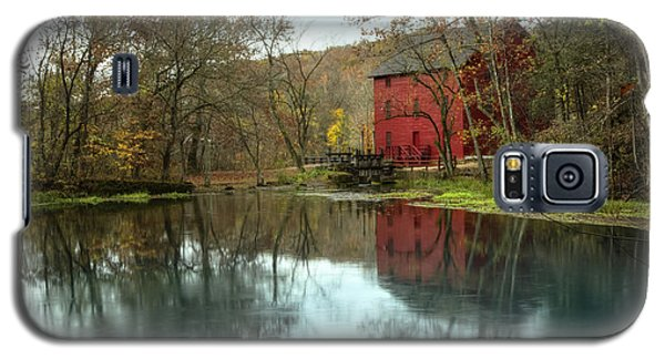 Grist Mill Wreflections Galaxy S5 Case