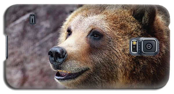 Grizzly Smile Galaxy S5 Case