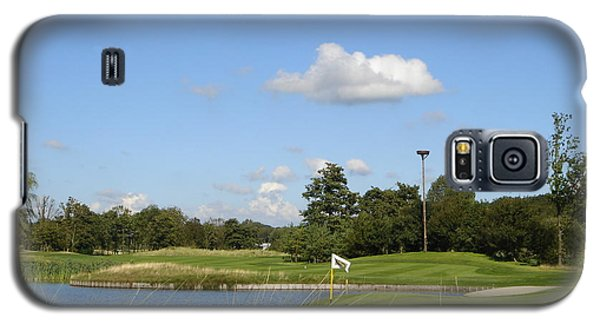 Groendael Golf The Netherlands Galaxy S5 Case by Jan Daniels