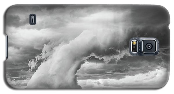 Groom Storm Bw Galaxy S5 Case
