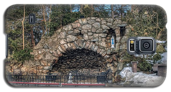 Grotto At Notre Dame University Galaxy S5 Case