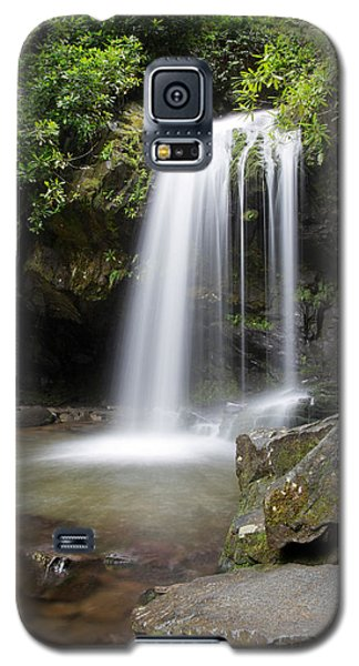 Grotto Falls Vertical Galaxy S5 Case