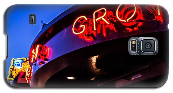 Grotto - Night View Galaxy S5 Case
