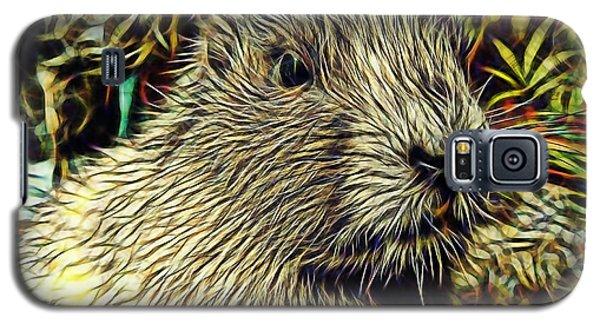 Groundhog Galaxy S5 Case