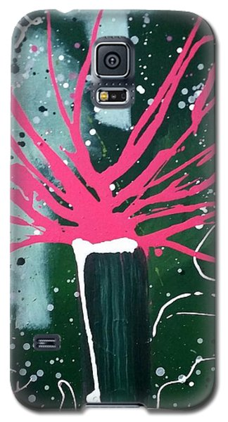 Growing In The City Galaxy S5 Case