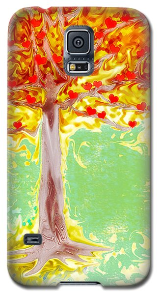 Growing Love Galaxy S5 Case