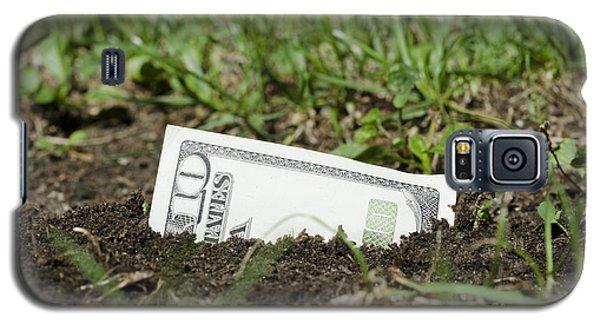 Growing Money Galaxy S5 Case