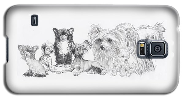 Growing Up Chinese Crested And Powderpuff Galaxy S5 Case