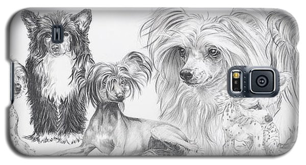 The Chinese Crested And Powderpuff Galaxy S5 Case