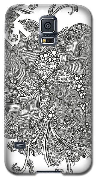 Growing Vines Galaxy S5 Case