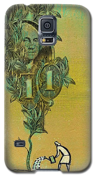Growing Your Money Galaxy S5 Case