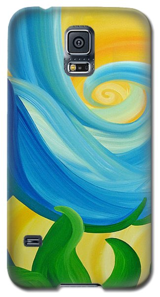 Growth Galaxy S5 Case