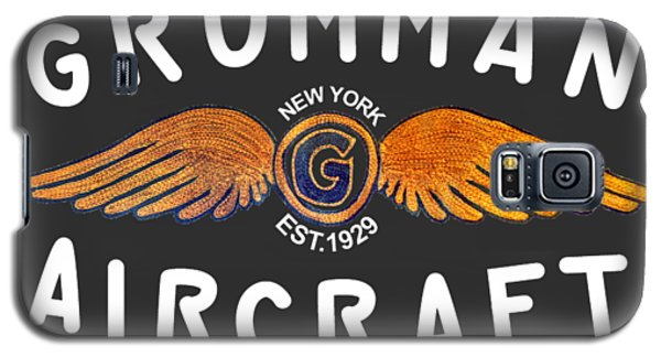 Grumman Wings Gold Galaxy S5 Case