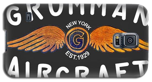 Grumman Wings Gold Galaxy S5 Case