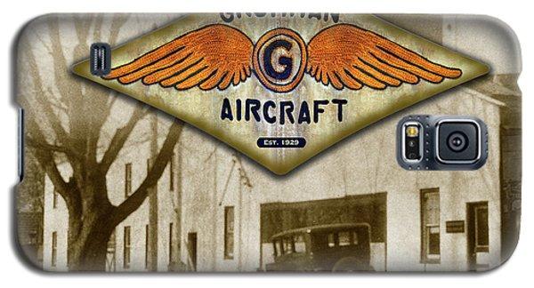 Grumman Wings Galaxy S5 Case