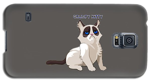 Grumpy Cat Galaxy S5 Case