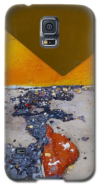 Grunge Box Galaxy S5 Case