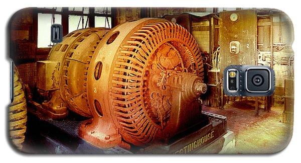 Grunge Motor Generator Galaxy S5 Case